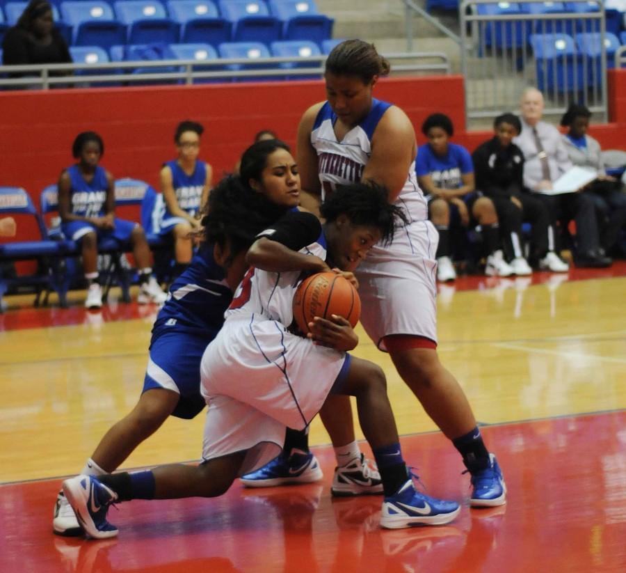 Varsity+Girls+Basketball+vs.+Grand+Prairie