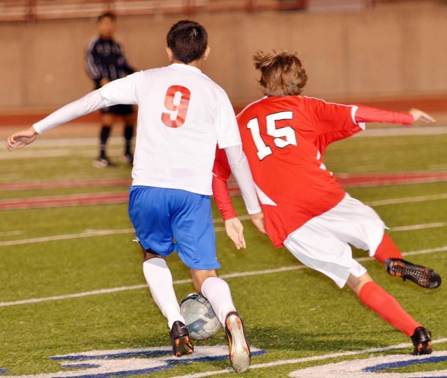 JV+1+Boys+Soccer+vs.+SGP