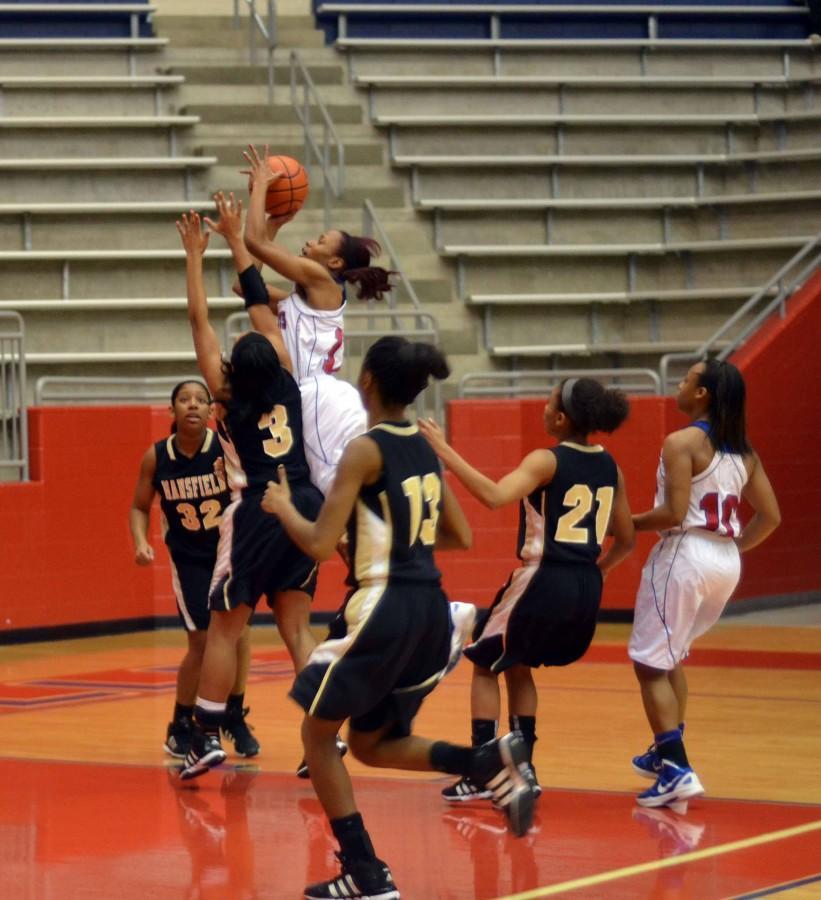Varsity+Girls+Basketball+vs.+Mansfield