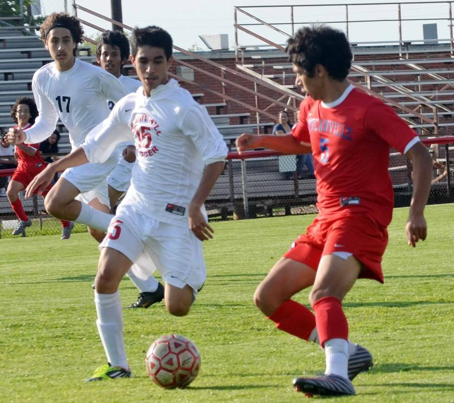 Boys+JV+Soccer+vs.+Cedar+Hill+