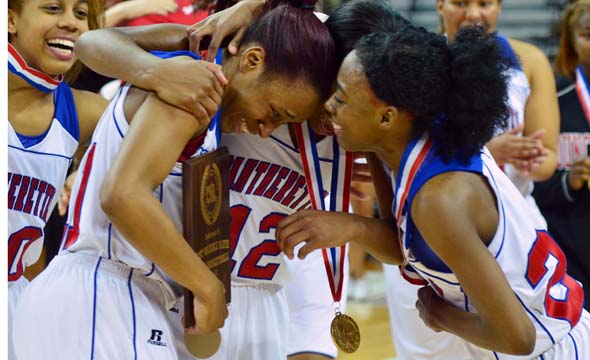 5A State Tournament MVP Empress Davenport looking for VYPE MVP honors