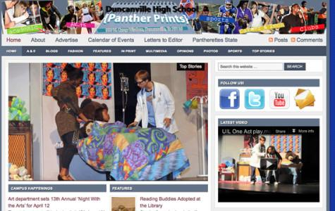 Panther Prints Online awarded Silver Crown from Columbia Scholastic Press Association