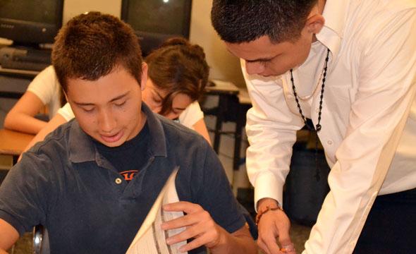ESL students conquer language bariers, set to graduate
