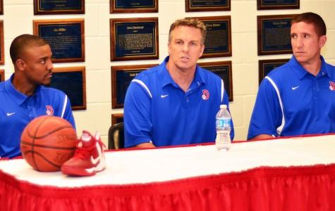 New Head Basketball Coach