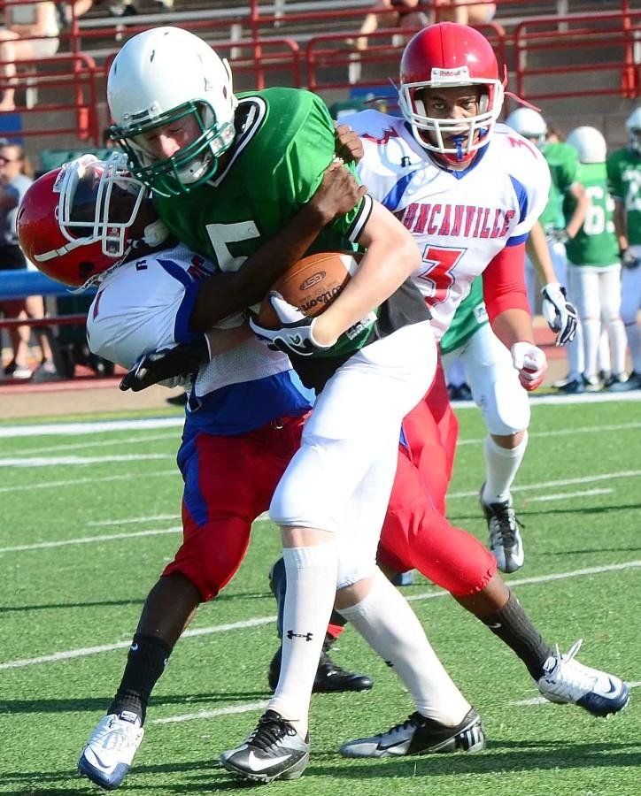 Photos%3A+Freshman+Football+Scrimmage+vs.+Southlake