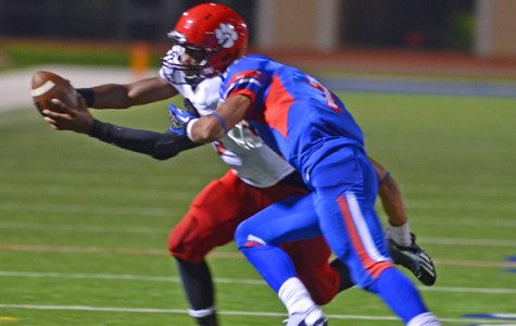 Panthers pick up first win against Mesquite Horn Jaguars