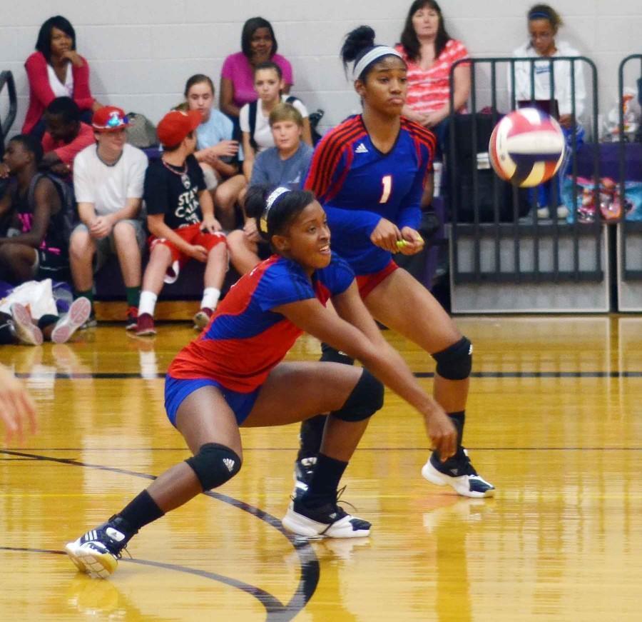 Photos: Varsity Volleyball vs. Richardson