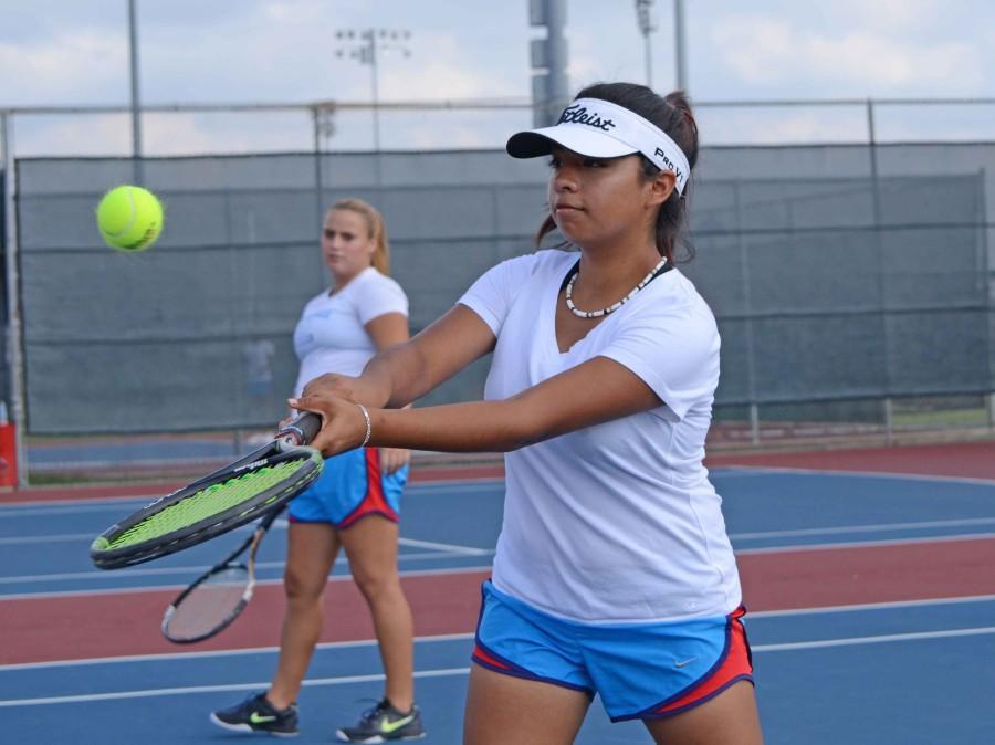 Photos%3A+Varsity+Tennis+vs+Timberview