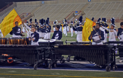 The band claimed their spot in the Area contest this weekend after getting a