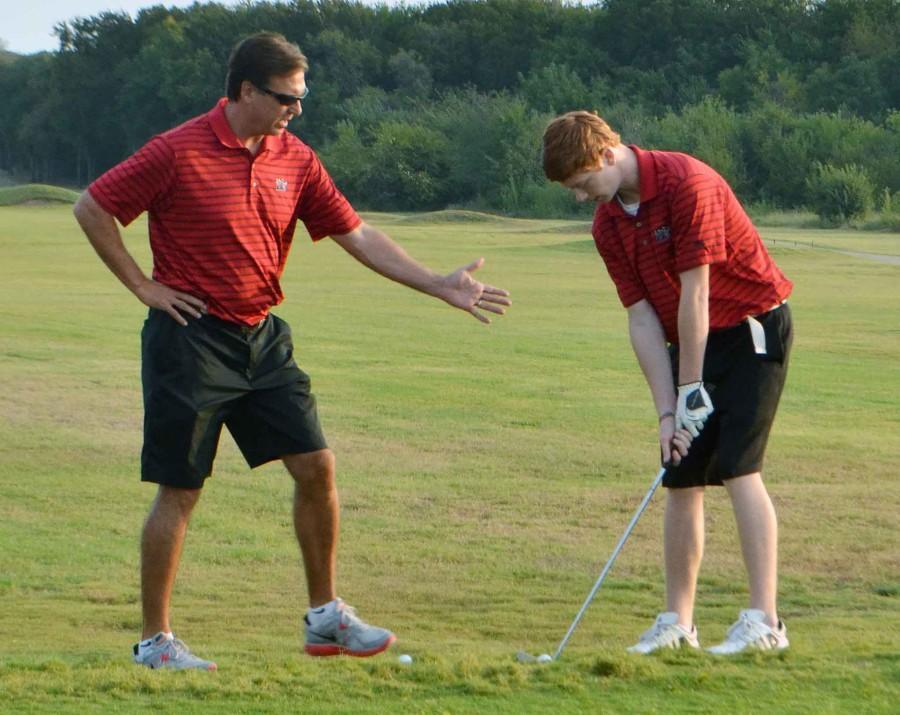 Photos%3A+Varsity+Golf+vs+Mansfield