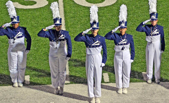 Band set to perform at 8 pm in UILmarching contest Saturday in Panther Stadium