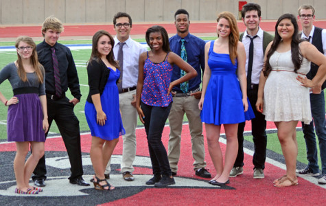 Meet your 2012 Homecoming Court Nominees