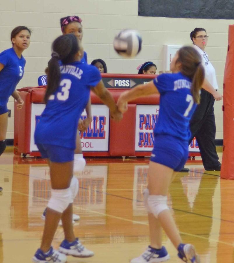 Photos%3A+Freshman+Volleyball+vs+Timberview