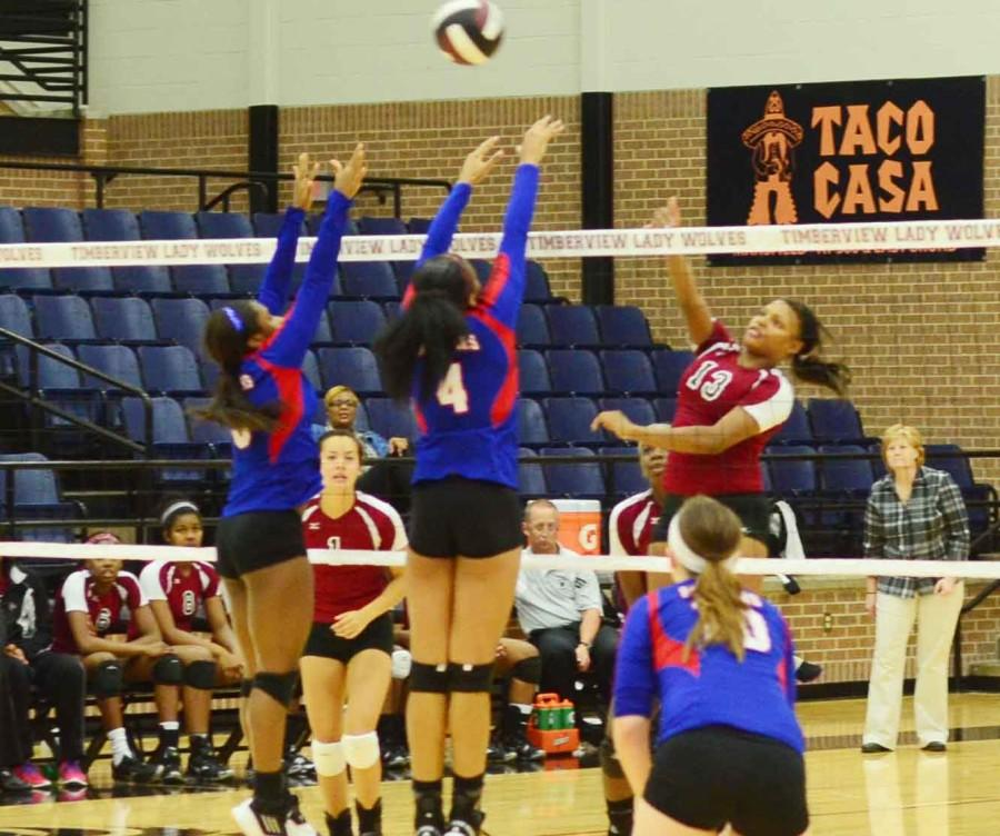 Photos%3A+Varsity+Volleyball+vs+Timberview