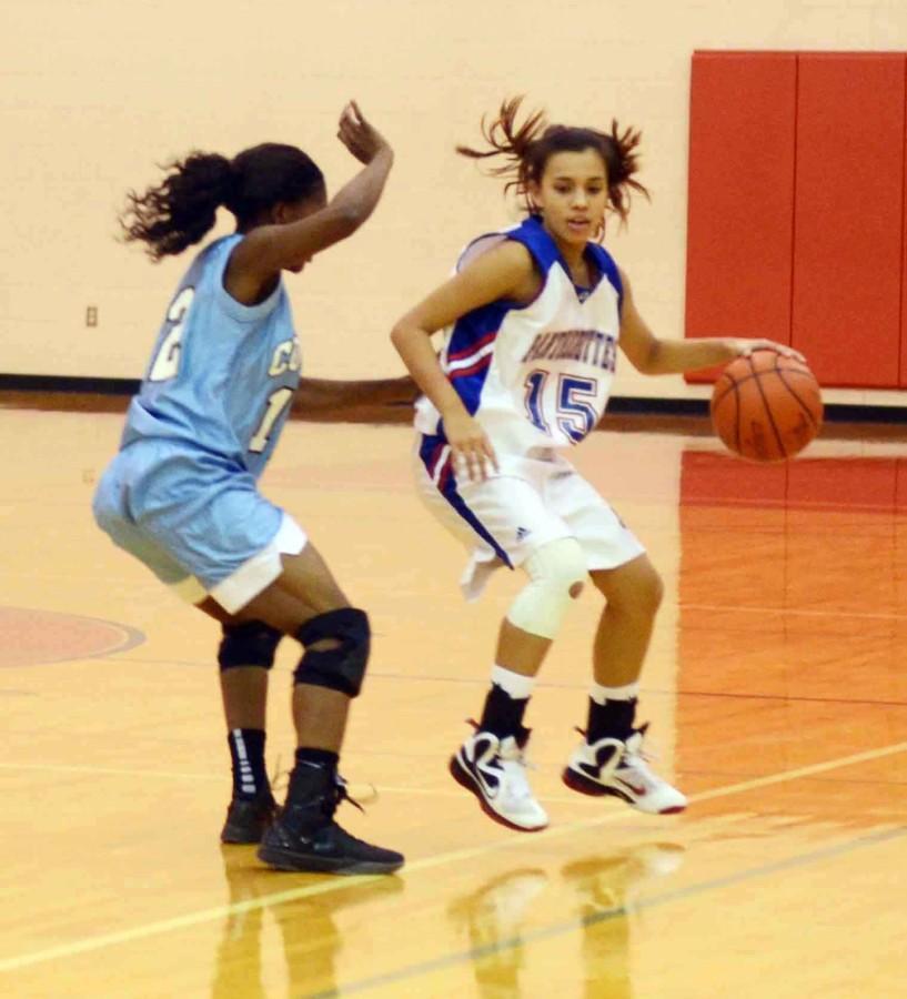 Photos: Freshman Girls Basketball vs Skyline
