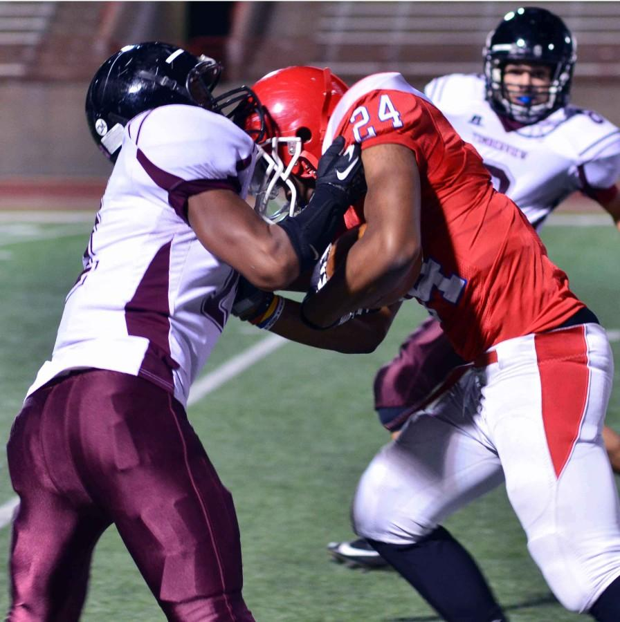 Photos%3A+Freshman+Football+vs+Timberview