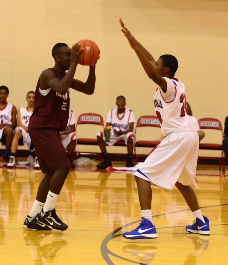 Photos%3A+Freshman+Boys+Basketball+vs+Mesquite