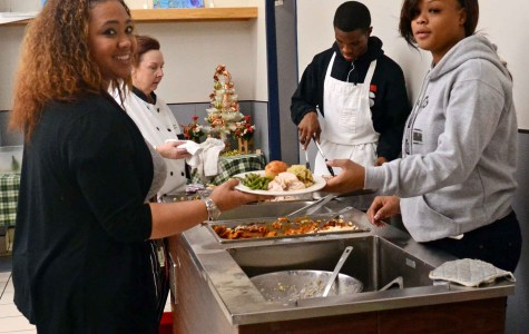 Photos: Culinary Arts Faculty Luncheon