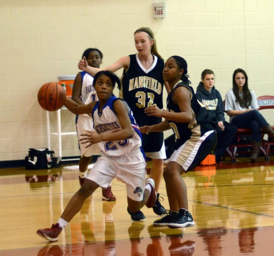 Photos%3A+Freshman+Girls+Basketball+vs+Mansfield