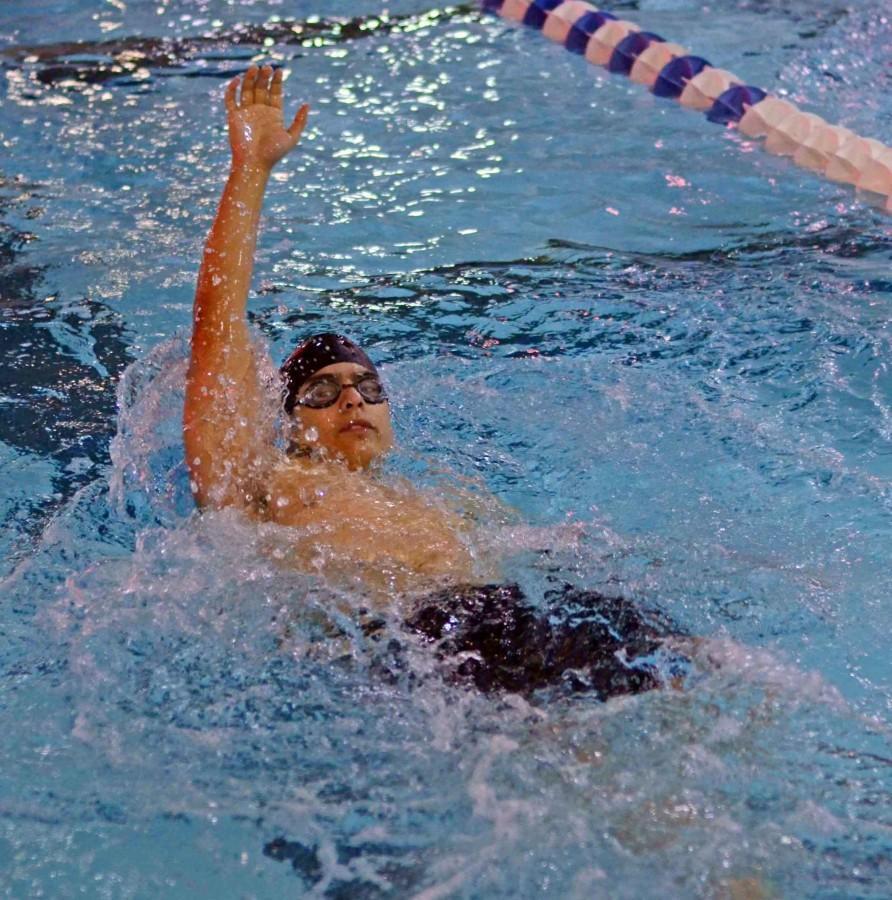 Photos: Swim Meet 1-15