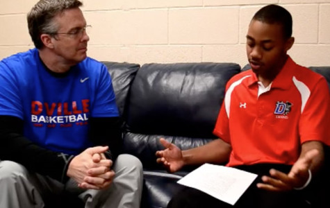 Video: Take Ten with Weston Hill and Boys Basketball Coach Danny Henderson
