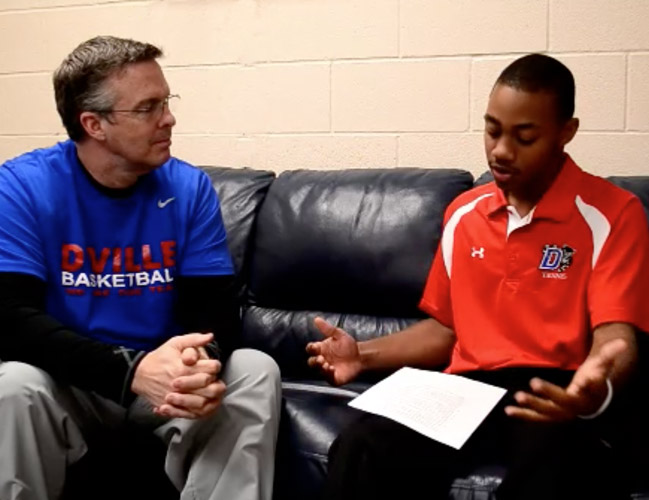 Video%3A+Take+Ten+with+Weston+Hill+and+Boys+Basketball+Coach+Danny+Henderson