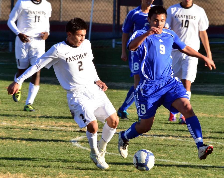 Photos: Boys Varsity Soccer vs Temple