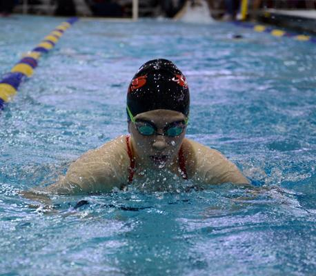 Podcast: Take Ten with Valerie Cardenas and swim team coach Teresa Chumbley