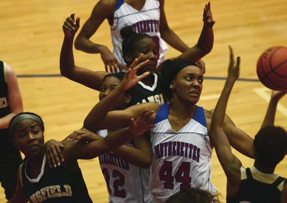 Video: Girls varsity basketball vs. Mansfield