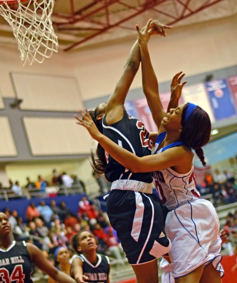 Photos%3A+Girls+Varsity+Basketball+vs+Cedar+Hill