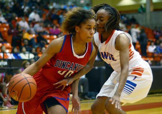 Photos: Regional Semifinals Girls Basketball vs Bowie