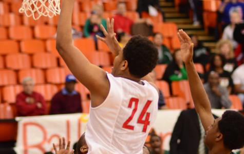 Photos: Varsity Boys Basketball Playoff vs Killeen Ellison