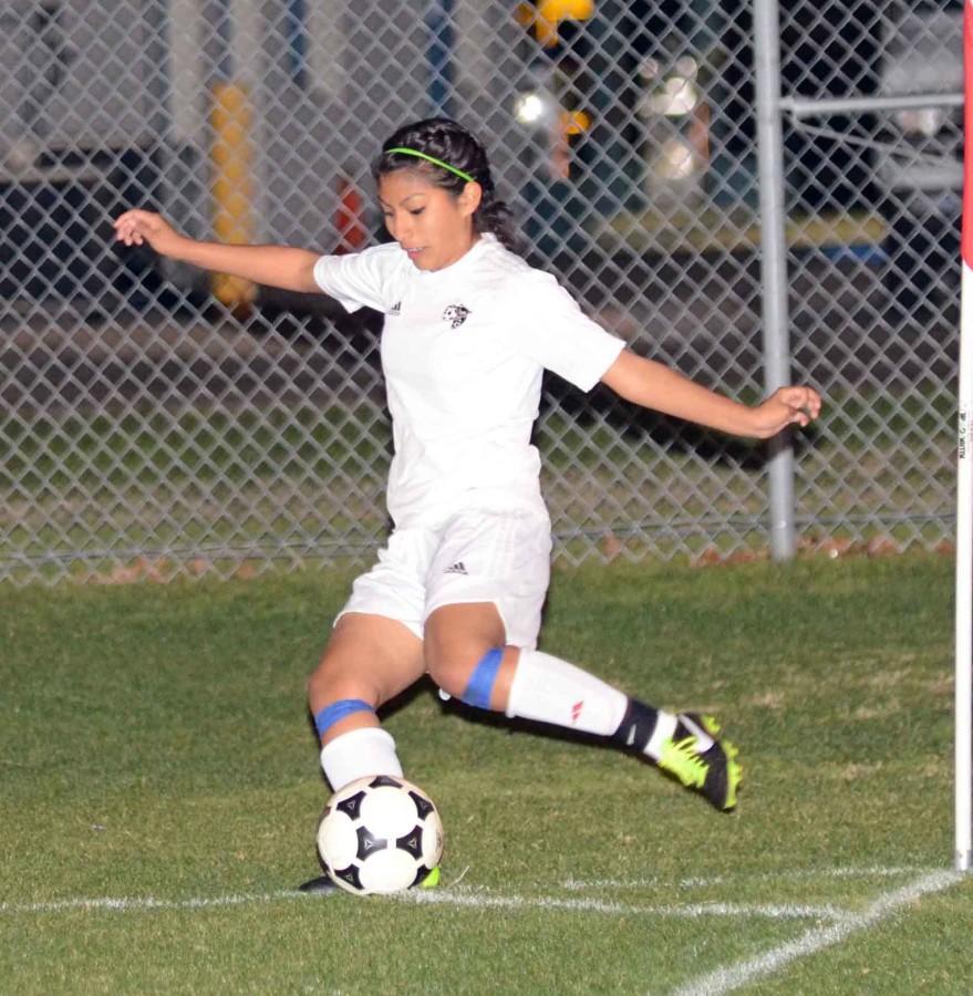 Varsity+soccer+girls+get+ready+for+district+season