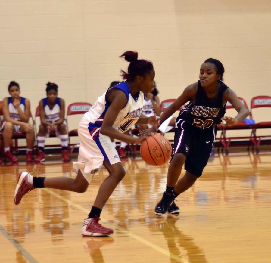 Photos%3A+Girls+Freshman+Basketball+vs+Timberview