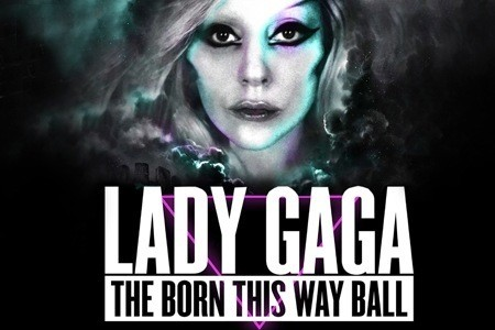 Lady Gaga 'The Born This Way Ball' album
