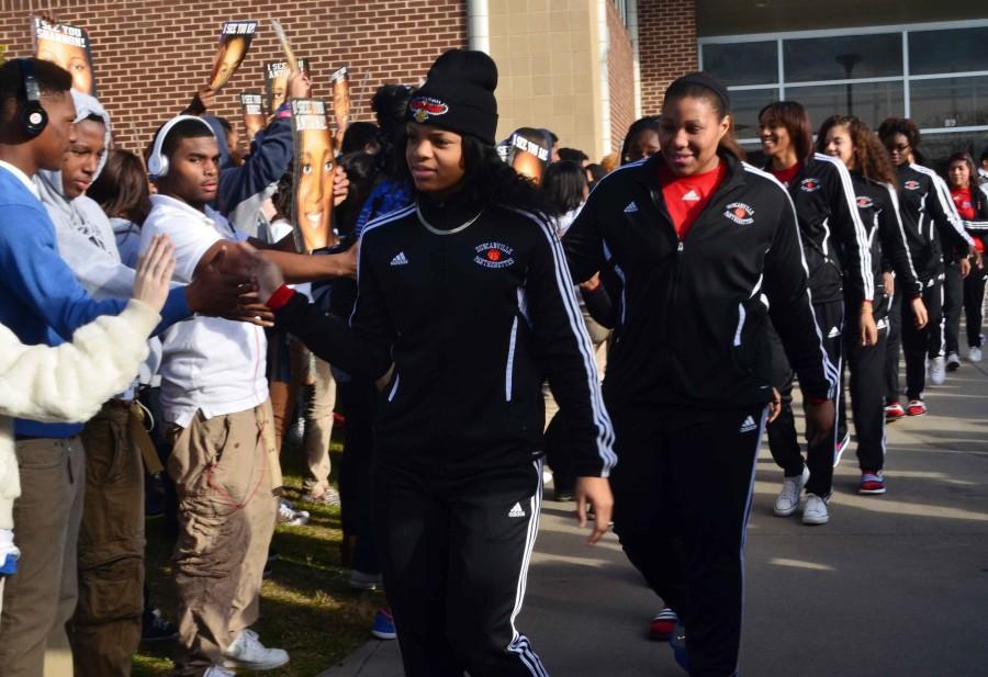Photos: Girls State Sendoff