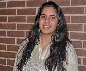 Jenine Hamed, Staff Writer