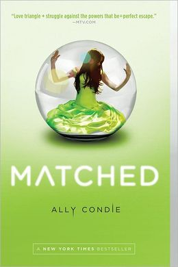 Book review: 'MATCHED' made in Heaven