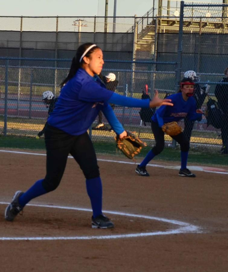 Alejandra Lopez_Softball vs. Timberview_3-5__6525
