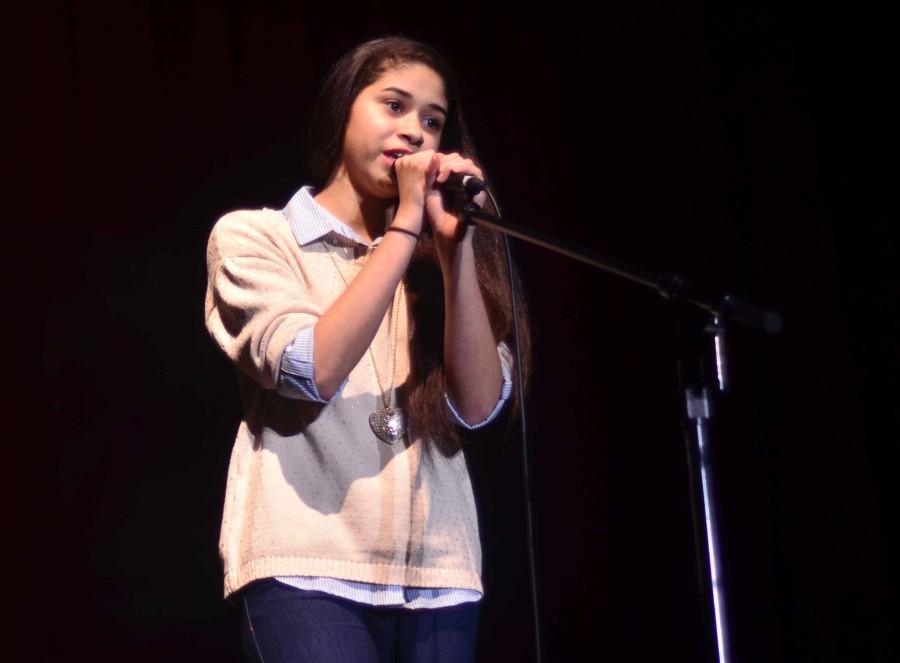 Video: Freshman Talent Show