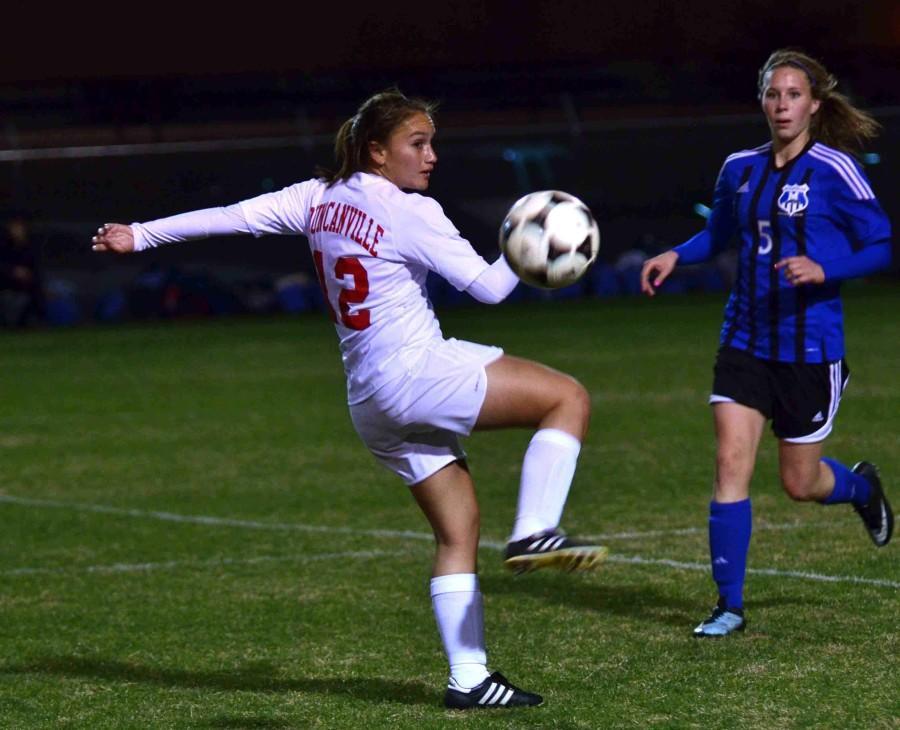 Ciarra Thibodeaux_Girls varsity soccer vs. Midlothian_2-26__4711