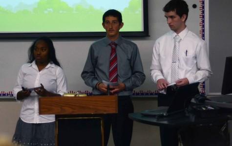 Video: Mrs. Peters' Statistics Presentations