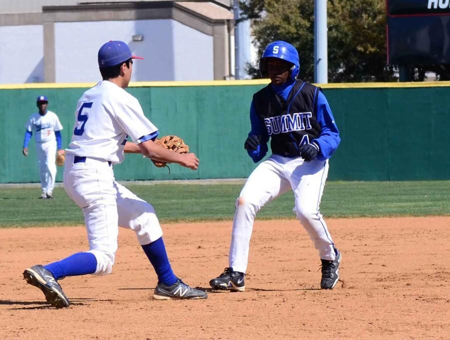 Photos: JV Baseball vs Sumit