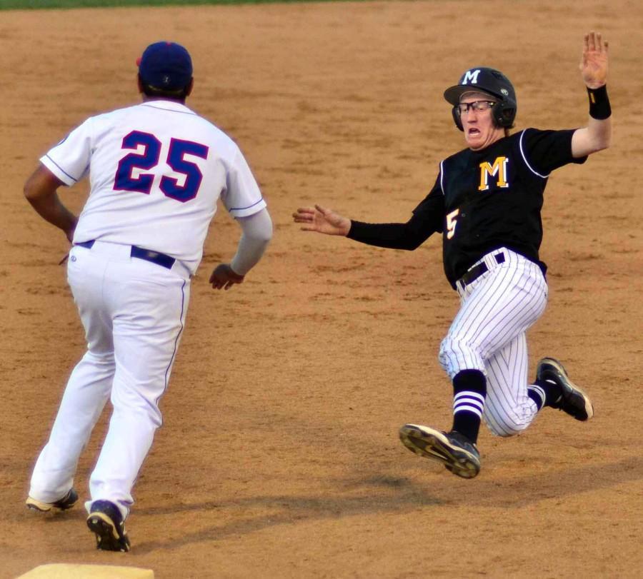 Photos: Varsity Baseball vs Mansfield