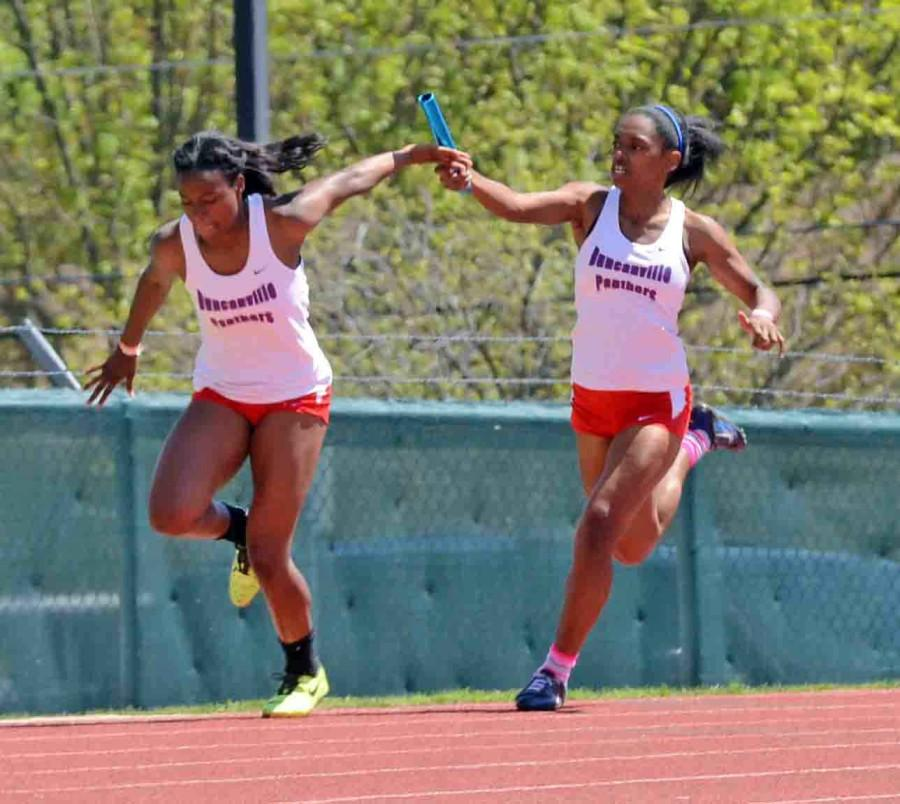 Photos: District Track Meet Day 2