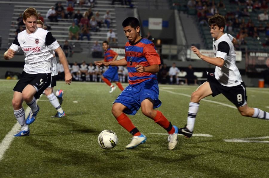 Photos: Boys Soccer vs Marcus 3rd Round Playoff