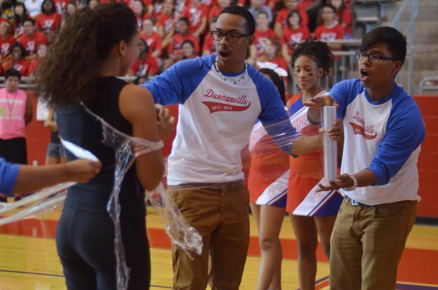 Video: First pep Rally held for Panthers vs. Abilene