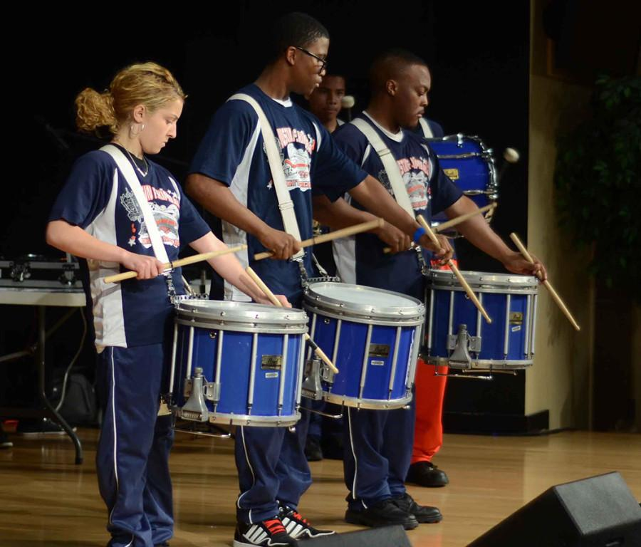 Last year Oak Cliff Bible Fellowship was packed with teens competing in the event. (Leenolia Robinson photo)