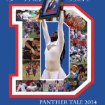 The cover of the 2013-14 yearbook.