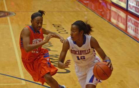 Live coverage: Pantherettes to take on DeSoto in cross town rival